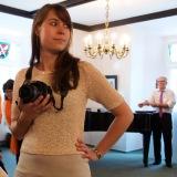 9 Immer ein waches Auge - Schmöllner Organisatorin Maja Itner