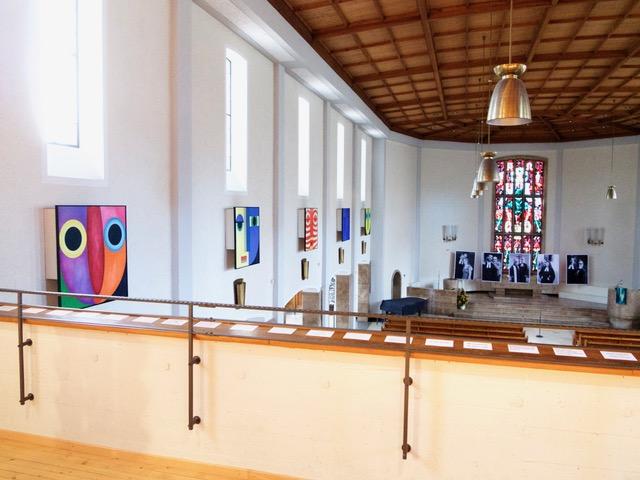 04Das Kirchenschiff von oben
