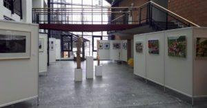 Jahresausstellung 2020 Rathaus Mühlacker